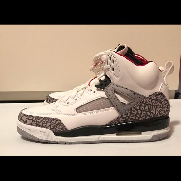 2633f1402a93ca Nike Air Jordan Spizike BG Youth GS 7Y Womens 8.5